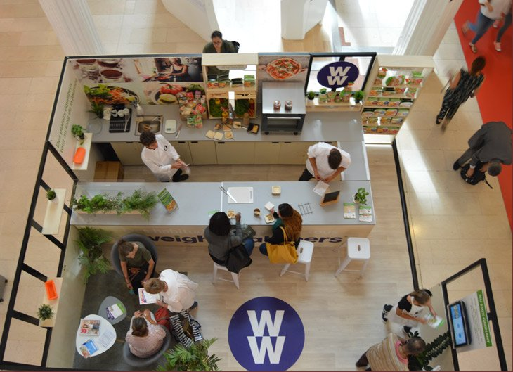 Weight Watchers fait son Kitchen Tour
