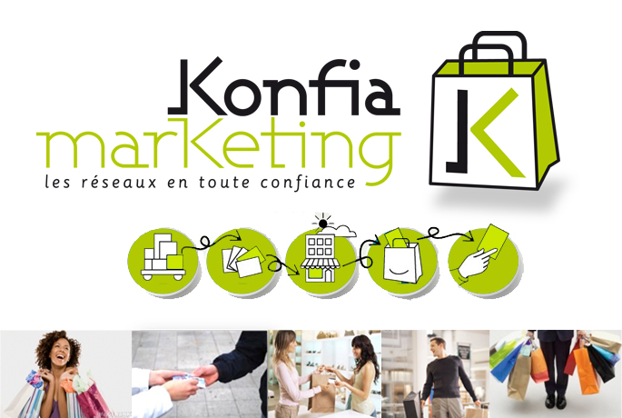 STRADA créé Konfia marketing